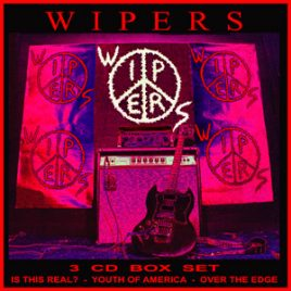Wipers Box Set CD