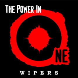 Wipers Power In One CD and Vinyl