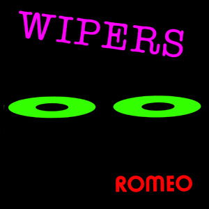 Wipers Romeo - No Solution [45 RPM]