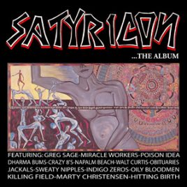 Satyricon The Album CD