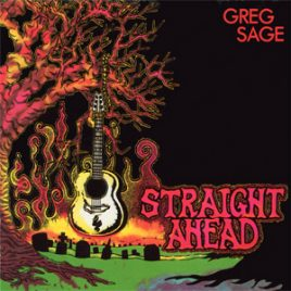 Greg Sage Straight Ahead CD