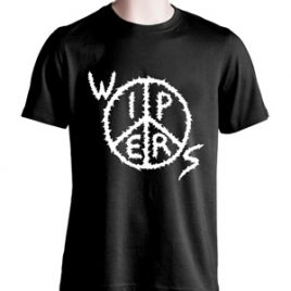 Wipers Logo t shirt