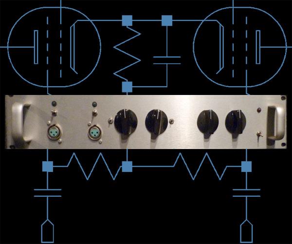 vacuum tube equipment by greg sage