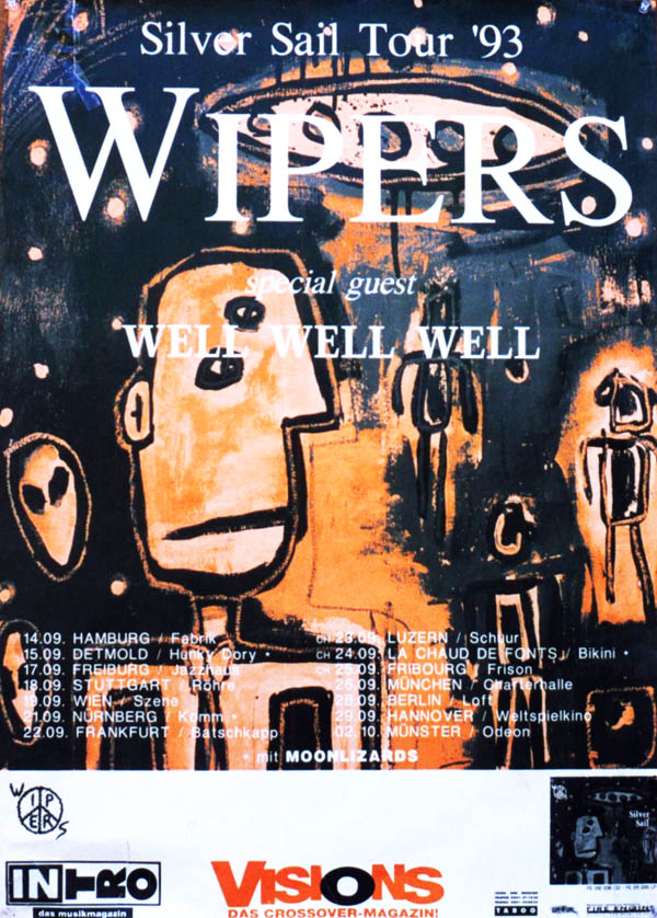 the wipers