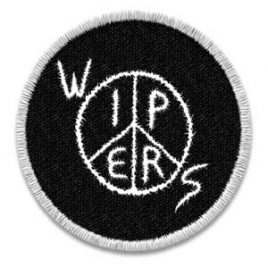 Wipers Logo Iron-On Patch